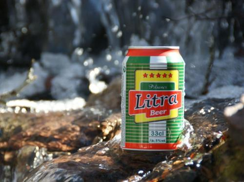 Litra beer